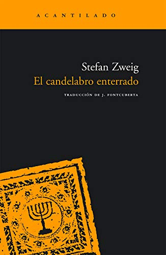 El candelabro enterrado (Narrativa del Acantilado nº 113)