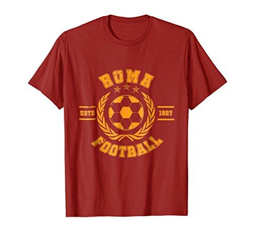 Roma Soccer Jersey Shirt