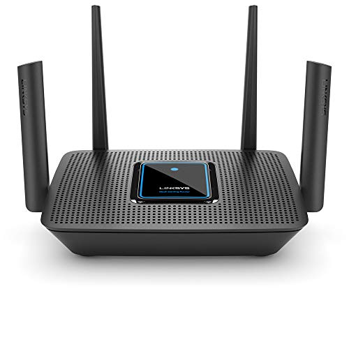Linksys Wi-Fi 5 ゲーミングルーター 無線LAN メッシュ対応 トライバンド AC3000(1733 + 867 + 400 Mbps) MR9000X-JP-A