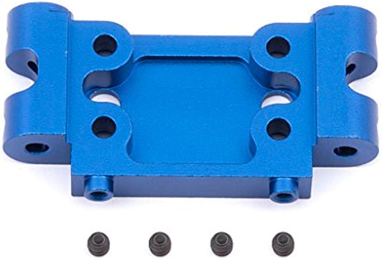 FT Front Bulkhead, Blau aluminum B000G3HLSU Produktqualität   Mode-Muster
