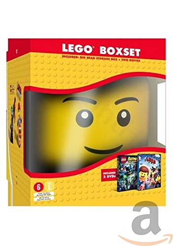 dvd - Lego Movie / Lego Batman Movie ( incl Big Head ) (1 DVD)