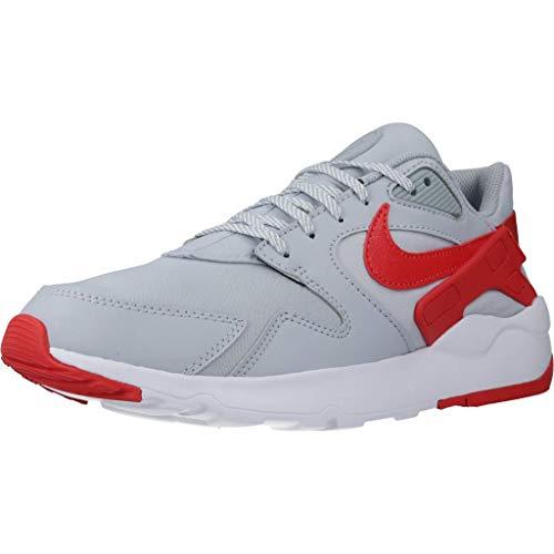 Nike LD Victory, Zapatillas Hombre, Sky Grey/Track Rojo-Blanco-Negro, 44 EU