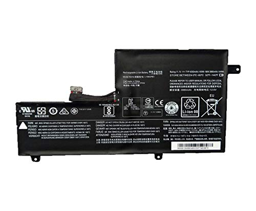 Onlyguo 11.1V 45Wh 4050mAh L15M3PB1 L15L3PB1 Laptop Battery Replacement for Lenovo N22 N22-10 N22-20 N22 Touch N23 N23 Touch N23 Yoga N42 N42-20 Chromebook C330 S330 Series Notebook