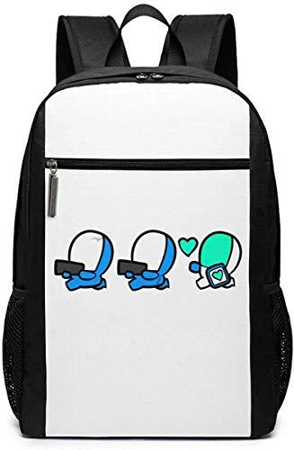 Mar_ine Ma_Rine M_edic School Backpack for Girls Boys Kids Teens, Unisex Lightweight Backpack for Men Women College Schoolbag Laptop Backpack Travel Bookbag 17inch Black