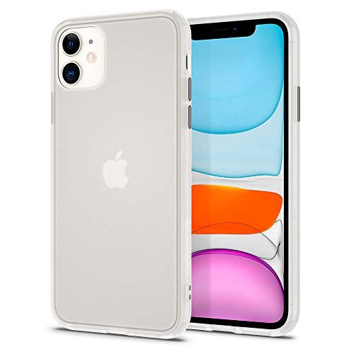 【Ciel by CYRILL】iPhone 11 ケース おしゃれ ストラップホール 耐衝撃 ポーチ付き 海外ブランド シンプル ワイヤレス充電 iPhone 11 カバー Color Brick カラーブリック 076CS27514 (ホワイト)