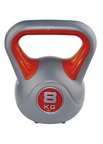 Sveltus - Pesa Rusa para Fitness, Color Naranja (8 kg)