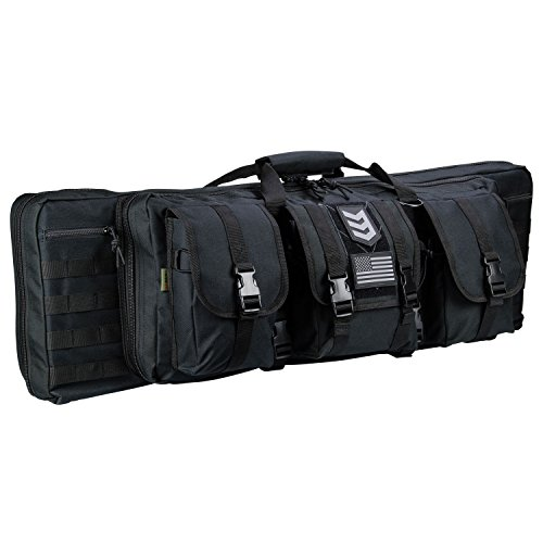 3V Gear Ranger Padded Double Gun Case - 36 Inches