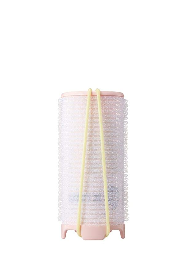 つぼみハック神学校UNIX,PW-5381TW ホットカーラー USB 加熱 巻き髪 持ち運び便利 携帯用 旅行 留学 38mm (ピンク)