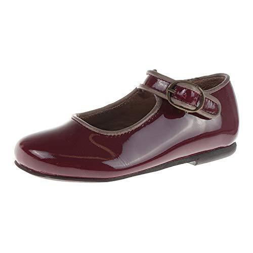Bisgaard Schuhe für Mädchen Mary Jane Halbschuh Red 8041321410 (25 EU)