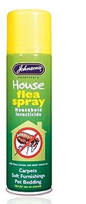 Johnson's Vet Household Flea Spray, 400 ml from Johnsons Vet