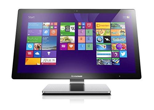 Lenovo A740 Ordinateur Tout-en-Un Tactile 27  Argent (Intel Core i5, 8 Go de RAM, Disque dur 1 To, Nvidia GeForce GT940A, Windows 10)