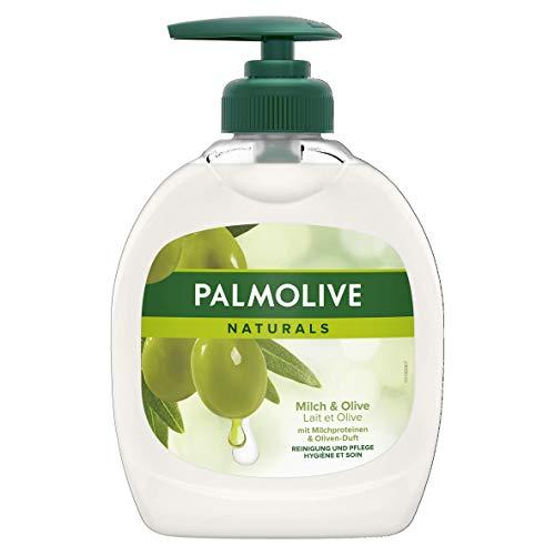 Palmolive Naturals Milch & Olive Flüssigseife, 300 ml