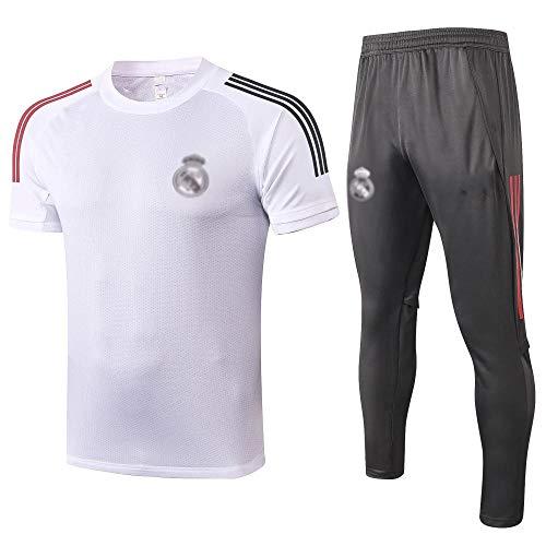 New Men's Football Uniform Gift Mangas de Manga Corta Camisa de Polo de fútbol de fútbol Uniforme de Fan Uniforme Shorts Fútbol Sportswear-Fashion-172-X-grande