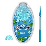 Hoffmann - Premium Aroma Kapseln Menthol | DIY Click Filter Kugeln | 100 Kugeln