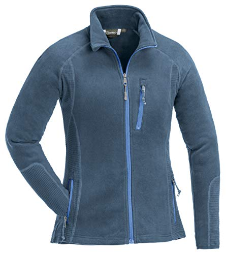 Pinewood Damen Micco Fleece Jacke, Dark Dive, XL