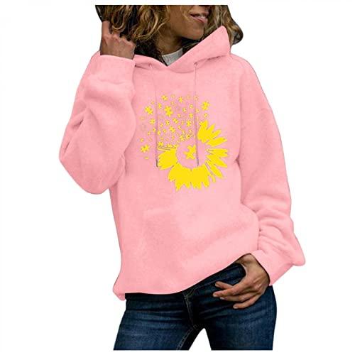 nunonette Hoodies for Women Womens Long Hoodies Casual Zip Up Tunic Sweatshirt Open Front Cardigan