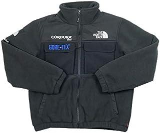 SUPREME シュプリーム ×THE NORTH FACE ザノースフェイス 18AW Expedition Fleece Jacket フリースジャケット 黒 S 並行輸入品