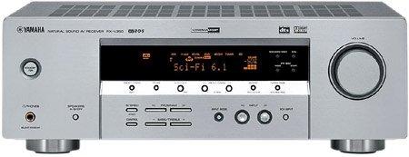 home-Cinema-Verstärker Yamaha RX-V657 Titan Leistung: 7 x 95 W, Umrechnung Video/YUV, Gesamt-tuner, RDS, 7-Band EQ für mittige Kabelführung, Ein-/Ausgang: YUV mit geeignet für HDTV, 720p