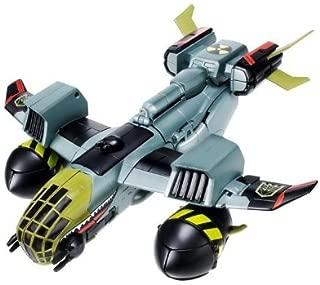 Hasbro Transformers Animated Voyager Figure Atomic Lugnut (Bomber Jet)