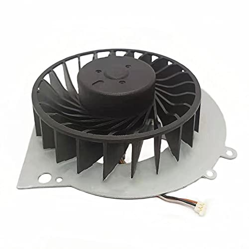 Lee_store Replacement Internal Cooling Fan for Sony PS4 Fan ps4 CUH-1001A CUH-11XX CUH-1000 CUH-1000AB01 CUH-1000AB02 1115A 1115B 500GB KSB0912HE Note: This Item can not fit for PS4 CUH-1200 Series