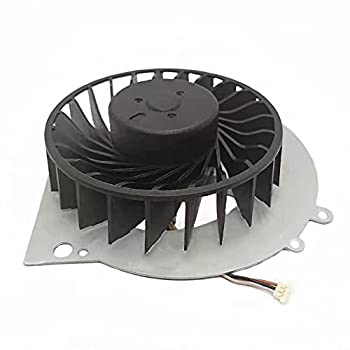 Lee_store Replacement Internal Cooling Fan for Sony PS4 Fan ps4 CUH-1001A CUH-11XX CUH-1000 CUH-1000AB01 CUH-1000AB02 1115A 1115B 500GB KSB0912HE Note  This Item can not fit for PS4 CUH-1200 Series