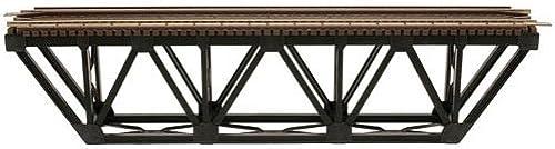 punto de venta Code Code Code 83 Nickel plata Deck Truss Bridge HO Scale Atlas Trains by Atlas  toma