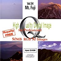 High Quality Digital Image for Professional Vol.54 Mt.Fuji