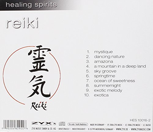 Healing Spirit- Reiki