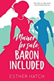 Manor for Sale, Baron Included: A Victorian Romance