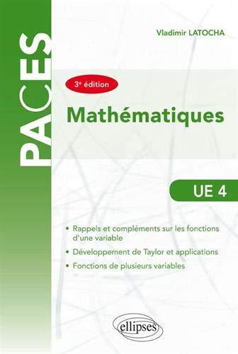 UE4 mathématiques