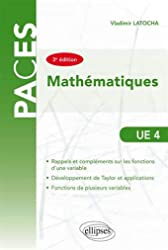 UE4 mathématiques de Vladimir Latocha