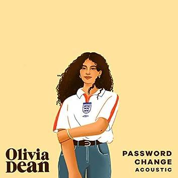 Password Change (Acoustic)