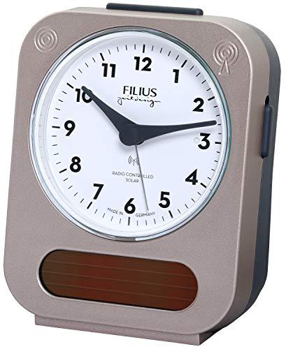 Filius 0543-18 Funk-Solar-Wecker