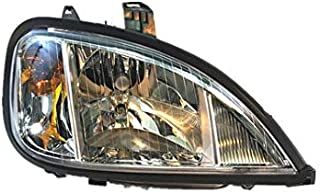 For 2004 2005 2006 2007 2008 2009 2010 2011 2012 2013 Freightliner Columbia Headlight Headlamp Passenger Right Side Replacement