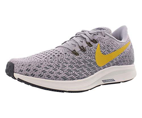 Nike Air Zoom Pegasus 35, Scarpe da Running Donna, Nero (Black/White/Gun Smoke/Oil Grey 001), 42.5 EU