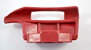 Red Mount / Demount Head For Hunter Tire Changers