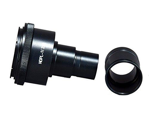 OMAX Microscope Adapter 4 Nikon Olympus D-SLR + 23.2-30.5mm Adapter
