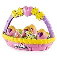 Ombre uova, colori pastello, personaggi esclusivi. C' è così tanto Hatch divertente all' interno del cesto di primavera. Con quattro in-egg e due personaggi out-of-egg edizione, è perfetto per la vostra collezione. Hatch la vostra collezione, poi sta...