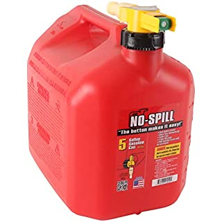 No-Spill 1450 5-Gallon Poly Gas Can (CARB Compliant) (B000W9JN4S) | Amazon price tracker / tracking, Amazon price history charts, Amazon price watches, Amazon price drop alerts