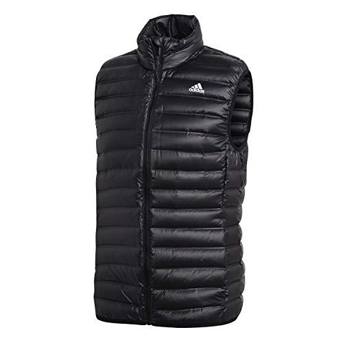 adidas Herren Varilite Vest Sport Jacket, Black, L