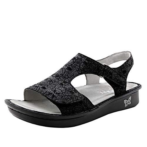 Alegria Viki Womens Sandal Trellis 8 M US