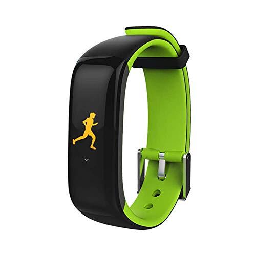 MRXUE Smart Watches hartslagmonitor waterdicht voor mannen kinderen vrouwen Bluetooth stappenteller voor Android iOS Smartphone