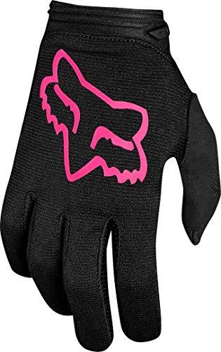 Fox Gloves Junior Lady Dirtpaw Mata Black/Pink Yl