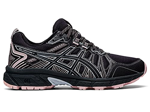 ASICS Women's Gel-Venture 7 Running Shoes, 9, Graphite Grey/Black