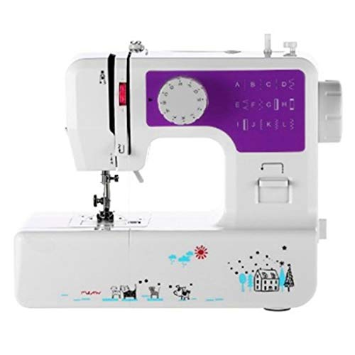 Affordable LEZDPP Electric Household Multi-Function Eating Thick 12 Kinds of Stitch Sewing Machine S...