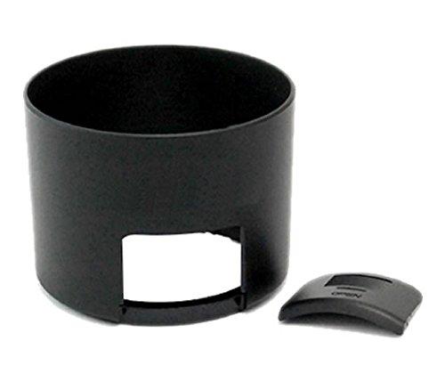 Impulsfoto zonneklep/zonneklep 58 mm voor Pentax lens smc DA 55-300 mm f/4.0-5.8 ED - vergelijkbaar Pentax PH-RBG 58mm