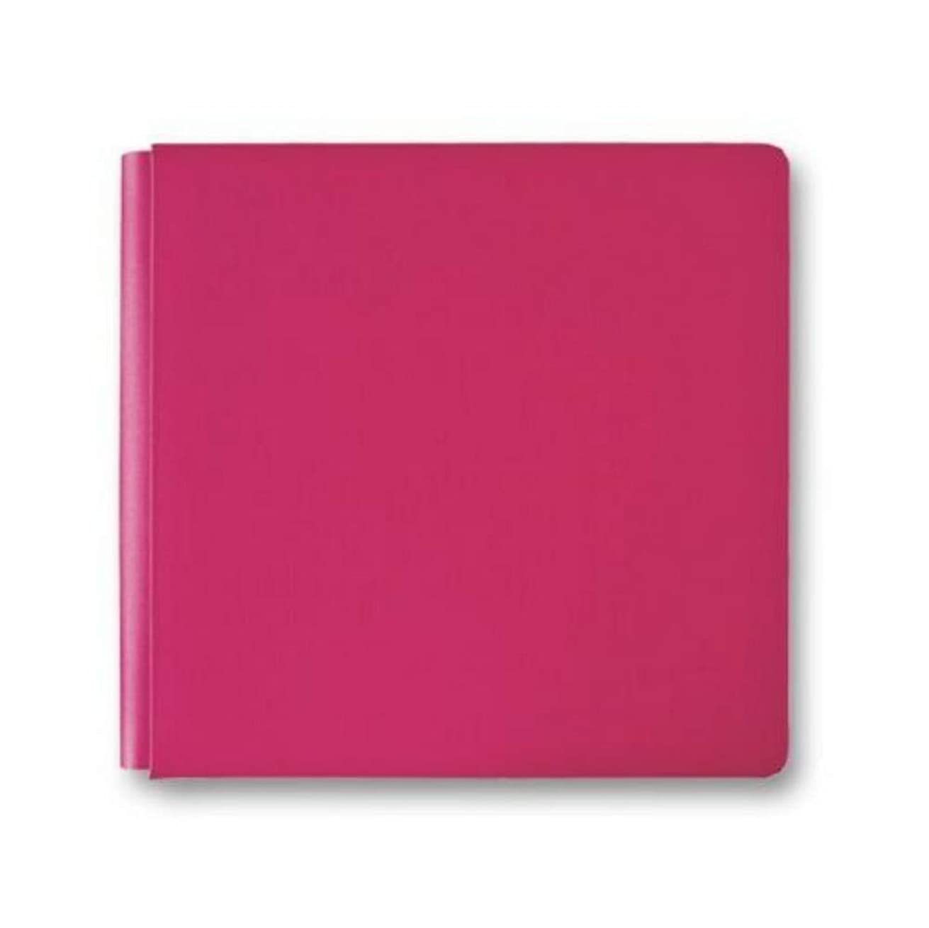 Fuchsia Pink 12x12 Album Cover Only by Creative Memories