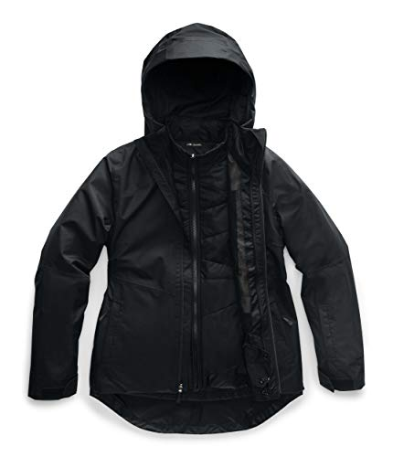 The North Face Women's Clementine Triclimate Jacket, TNF Black, L
