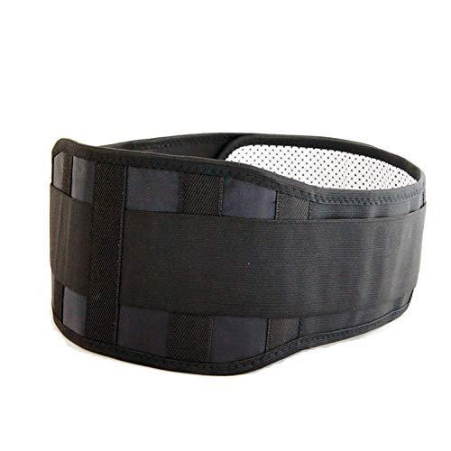 Cinturón deportivo, hernia de disco lumbar, cinturón deportivo de ajuste de cintura transpirable de…