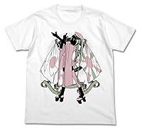 初音ミク 千本桜 光線銃Tシャツ ホワイト サイズ:M
